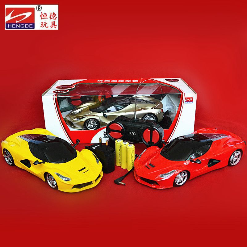 1:20 Rechargable Mini Rc Car Electric Toy Car With 700mah 25meters Led Lights Car Toy For Children A2022987(China (Mainland))