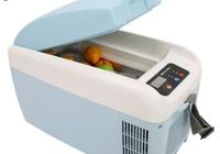 Ice refrigerator car warm and cold boxes portable mini car refrigerator 5274C insulin
