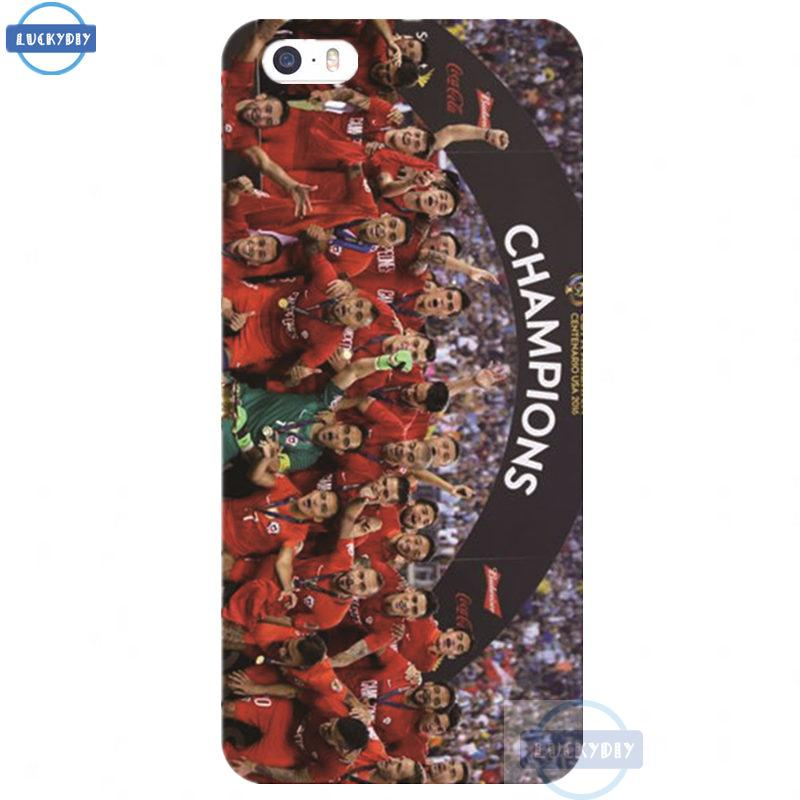 2016 New Fasion Custom Diy phone case For Copa America Champion Painting Luxury transparent clear soft slim silicone cover(China (Mainland))
