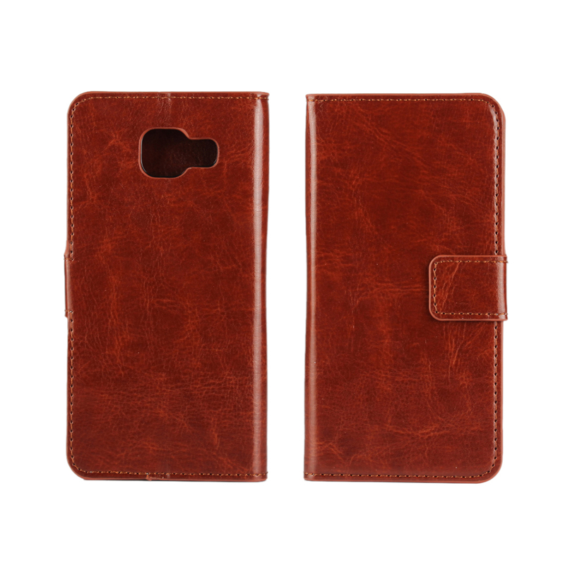 Vintage Wallet PU Leather Case for Samsung Galaxy A3(2016) A310 A310F with Stand and Card Holder Phone Bag Luxury Flip Cover(China (Mainland))