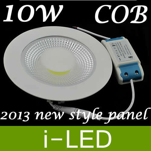 30pcs/lot Free Shipping 10W cob LED Ring lamp board Ceiling board the circular lamp board AC110 - 240V led ceiling panel