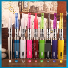 electronic cigarette ego 2200mah battery with dual bottom heating h2s atomzier best e-cigarettes