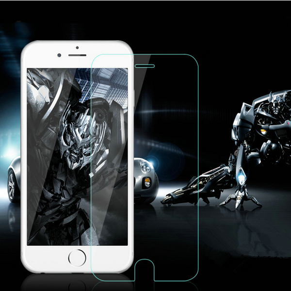 10 pcs/lot For iPhone 6 6G 4.7 Inch Premium Explosion-Proof Tempered Glass Screen Protective Film Anti Burst Wholesale