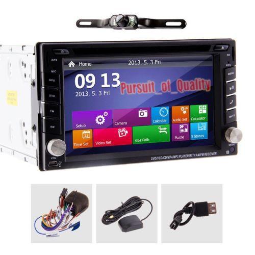 2015 New Win 8 UI Double 2 Din 6.2'' HD GPS Navigation Car DVD CD MP3 Player In dash Car Radio Stereo Bluetooth iPod Map+Camera(China (Mainland))