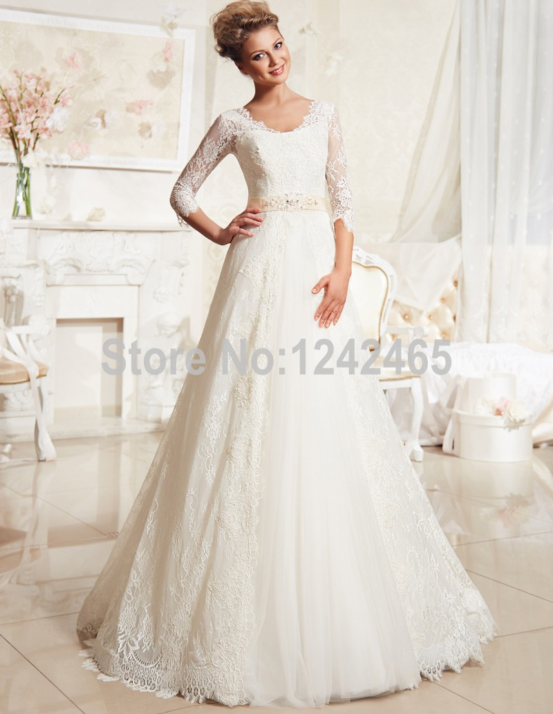 2015 new fashion vintage boho cheap wedding dresses white for Cheap boho wedding dresses