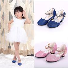 High heel girls shoes 2013 female child children shoes single shoes child princess high-heeled shoes female sandals child(China (Mainland))