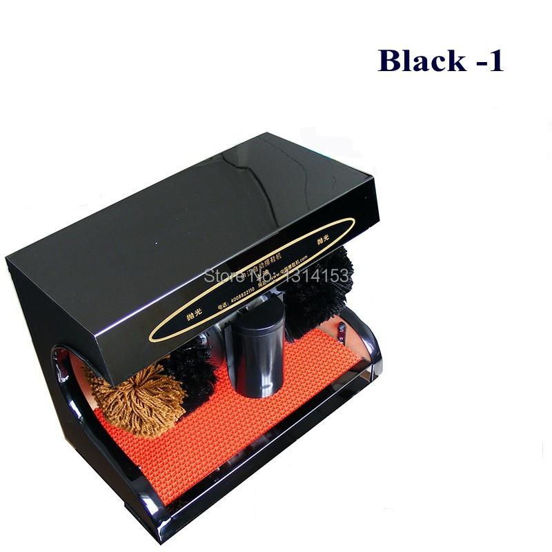 Гаджет  Infrared induction automatic shoe polishing equipment Household Shoes polish machine Shoe polisher Leather shoe cleaning machine None Бытовая техника