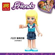 Legoing Teman Angka Putri Seri Blok Bangunan Penyihir Jahat Putri Duyung Teman untuk Anak Perempuan Mainan Creator DIY Secara Terbuka Mainan(China)