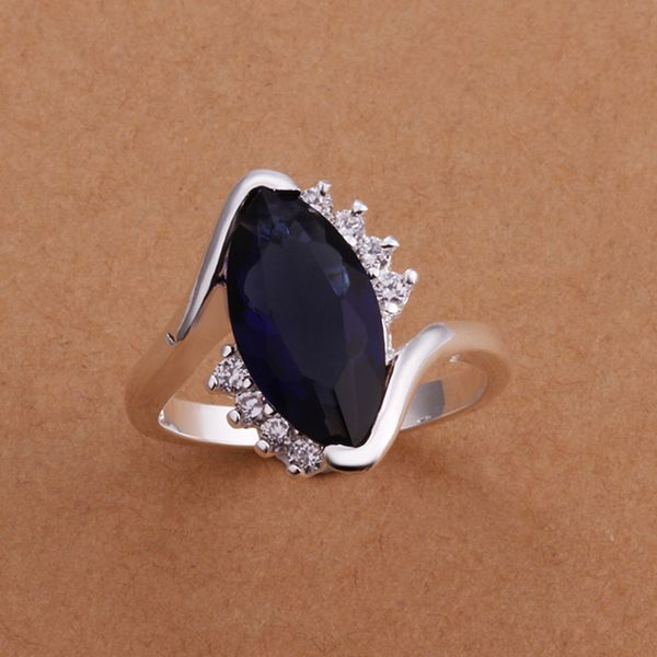 R191 free shipping 925 sterling silver ring, 925 silver trendy jewelry, fashion ring /ghqaoyxa bheajyla(China (Mainland))