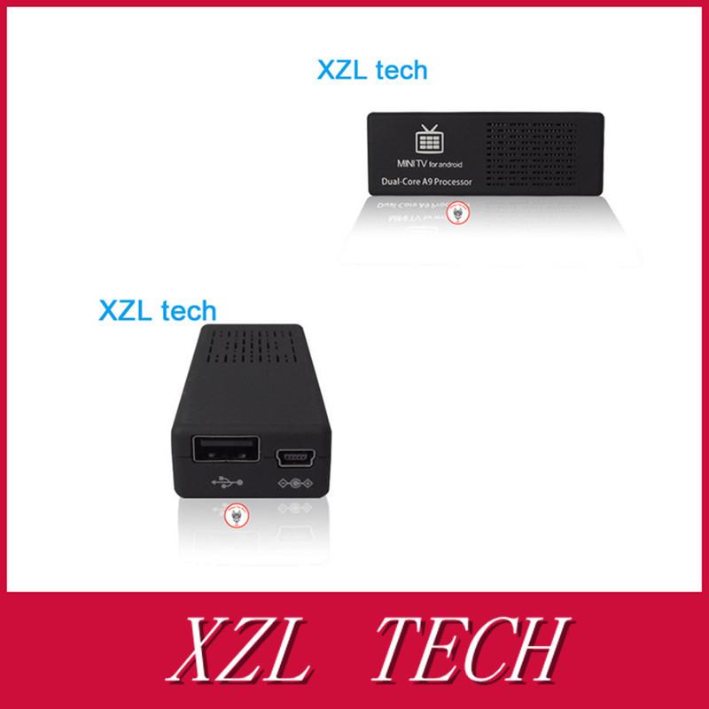 Newest 1G/8G Bluetooth Original MK808 Android 4.1 Mini PC TV Box Rockchip RK3066 1.6GHz Dual Core(China (Mainland))