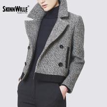 SkinnWille Весной 2017 новый джинсовая куртка ветровка женская пальто женское куртки женские пиджак женский(China (Mainland))