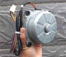 Silence Mute Brushless Dc Motor Indoor Air Conditioning Fan Brushless DC Motor Thick letter motor + Driver(China (Mainland))