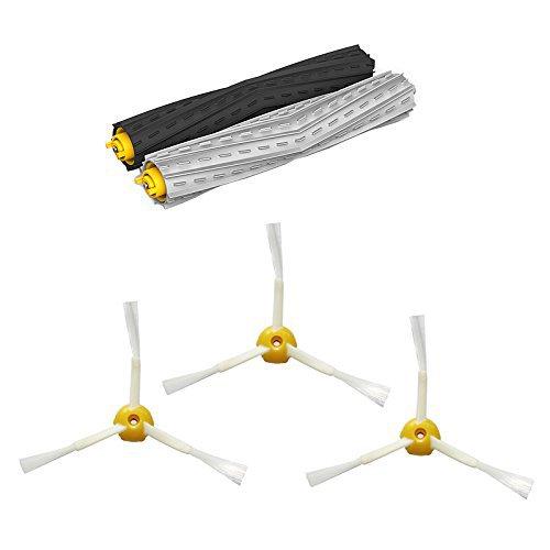 Гаджет  Free Post  Debris Extractor Set  & Side Brush parts Kit For iRobot Roomba 800 series 870 880 vacuum cleaner None Бытовая техника