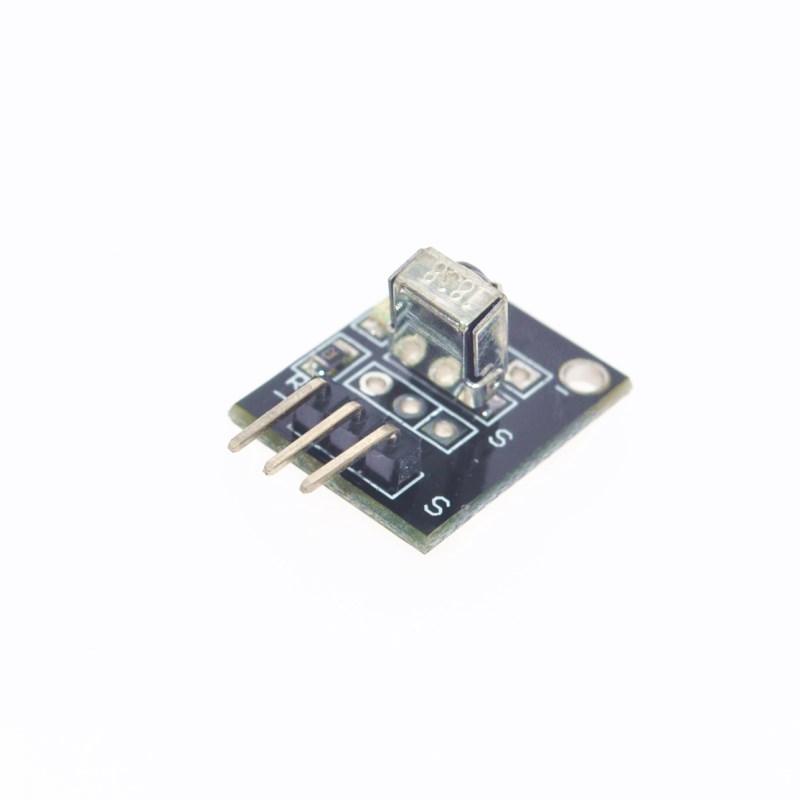Smart Electronics 3pin KEYES KY-022 TL1838 VS1838B 1838 Universal IR Infrared Sensor Receiver Module for Arduino Diy Starter Kit