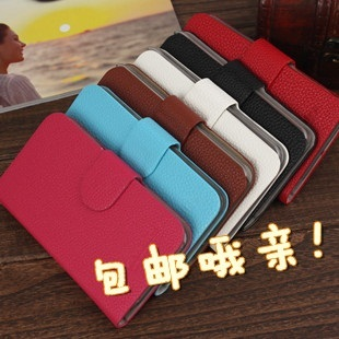Free shipping For htc   hd2 mobile phone case g19 htc evo 4g a9292 slammed ultra-thin wallet protective case