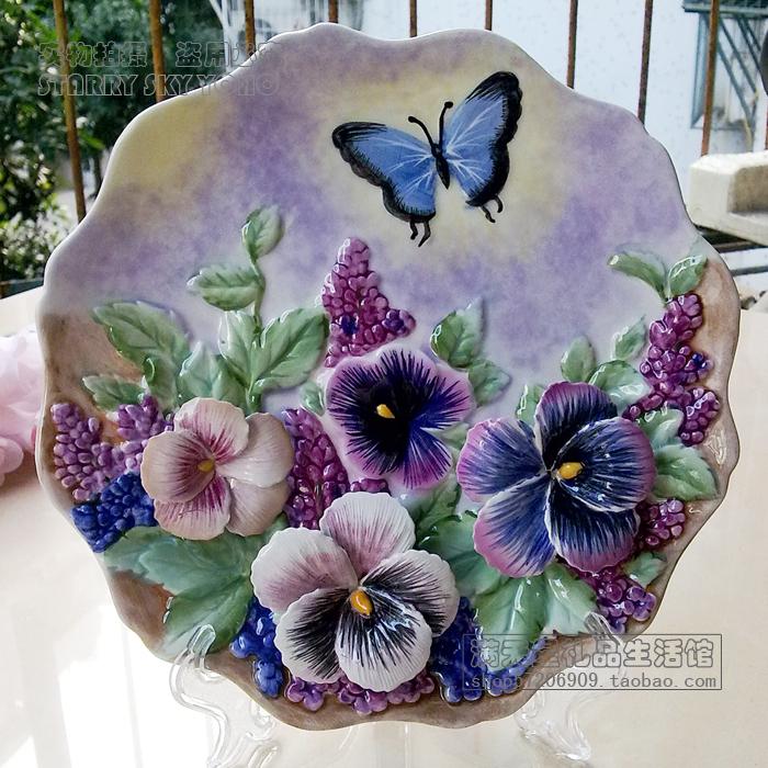 Ceramic Wall Plates Ceramic Wall Hangings