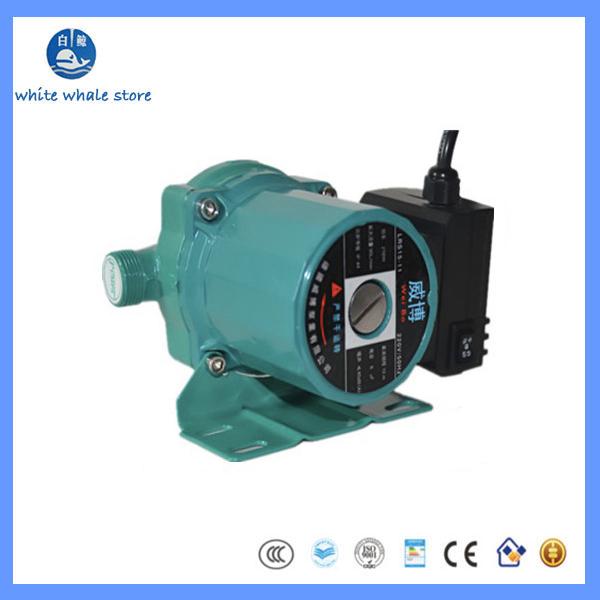 200W washing machine small water booster pump china manufacturer(China (Mainland))