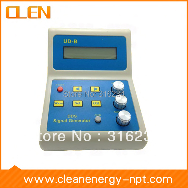 UDB1102S 2MHz Signal Generator Frequency Sweep DDS Function Source 60MHz Counter - CLEN Power Supply Solution Provider store
