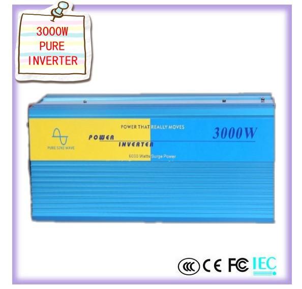 napelemes villamosenergia-rendszer 3000W Home Solar Inverter 3000w Pure Inverter Inicio Solar Inverter 3000w inversor puro<br><br>Aliexpress
