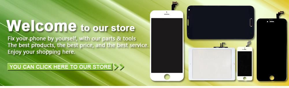 Black Retina High Screen Lcd Display For iPhone