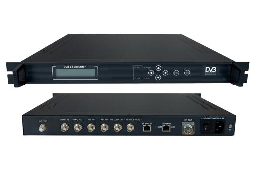 DVB-S2 Modulator(ASI IN,DVB-S2 RF out,950-2150mhz 17.2-39.9mbaud/s,qpsk&8psk) QPSK Modulator sc-4122(China (Mainland))