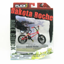 "2016 Flick Trix Bmx Finger Bike ""Rakota Roche"" Cycle Star Vehicle Alloy model bicycle display set Mini toy for boy(China (Mainland))"