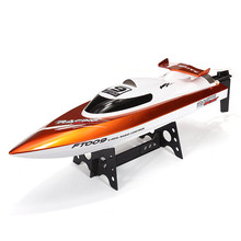 Free shipping! Feilun FT009 4CH 2.4G High Speed Racing Remote Control RC Boat(China (Mainland))
