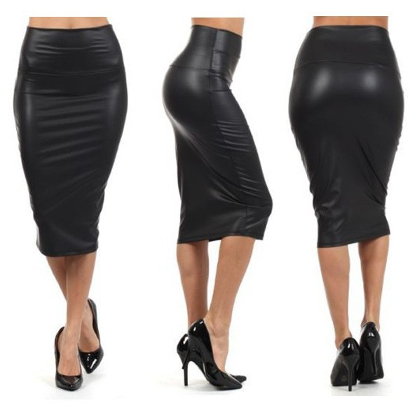 DressHead's new styles for women's leather skirts have arrived. View a great range of cheap leather skirts online today! DressHead offers delivery from USD