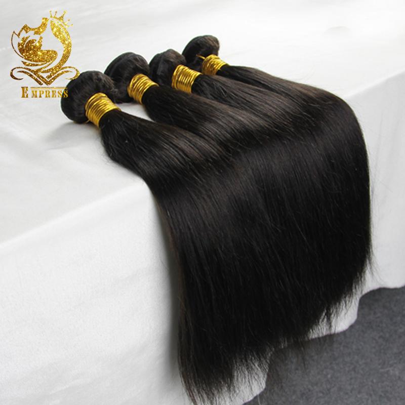Camboyana armadura del pelo humano sin procesar 6A virgen seda del pelo recto pelo virginal camboyano 3 unids / bundles lot queen Hair products(China (Mainland))