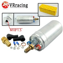 VR RACING-TOP QUALITY External Fuel Pump 044 OEM:0580 254 044 Poulor 300lph come with original pack VR-FPB044(China (Mainland))