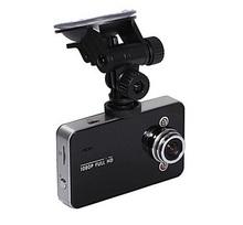 Автомобильный видеорегистратор видеокамера K600 ночного видения широкоугольный объектив с 2.7 » TFT жк-экран G-Sensor