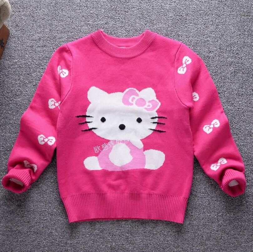 Free Knitting Pattern Hello Kitty Sweater Sweaters And Cardigans