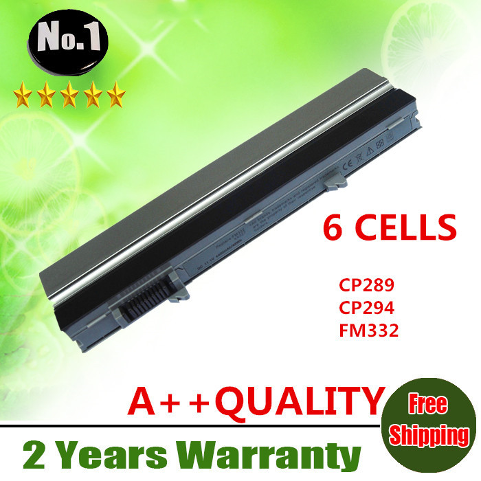 Wholesale New 6cells laptop battery FOR DELL Latitude E4300 E4310 HW898 HW905 FM332 X855G XX327 XX334 XX337 YP463 free shipping(China (Mainland))