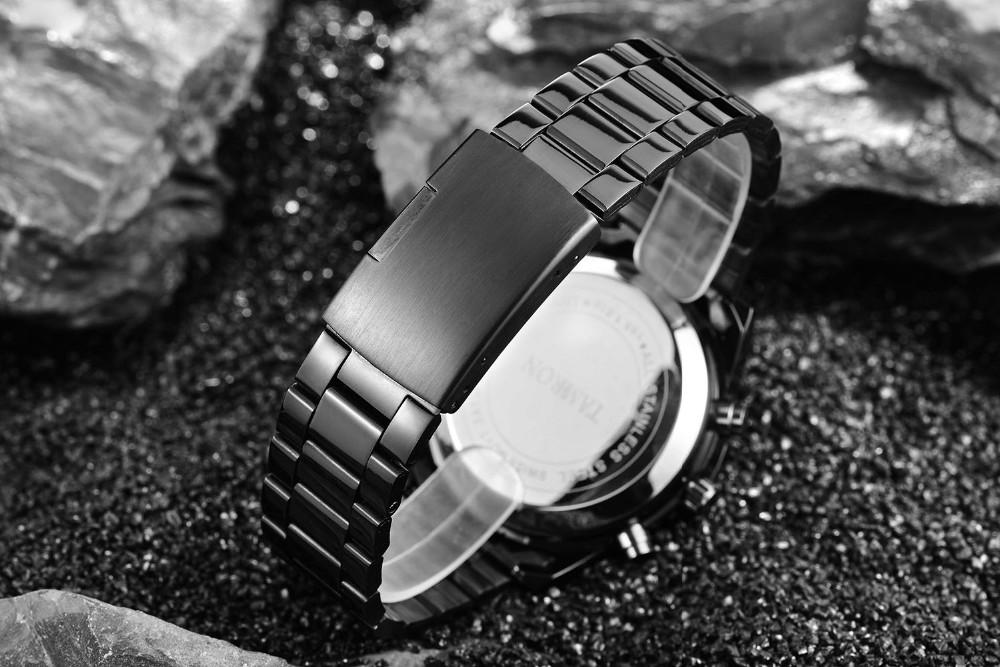 2016 человек часы открытый спорт водонепроницаемая цифровая часы моды случайные три набора часы mulit функция часы календарь мужчина часы