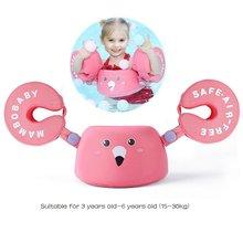 สีทึบไม่มี Inflatable ความปลอดภัยสำหรับทารกว่ายน้ำแหวนลอยลอยสระว่ายน้ำของเล่นอ่างอาบน้ำสระว่า...(China)