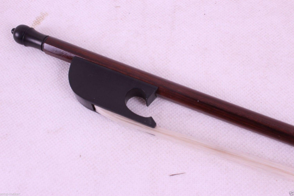 4/4 Baroque Cello Bow Straight ebony frog High Quality<br><br>Aliexpress