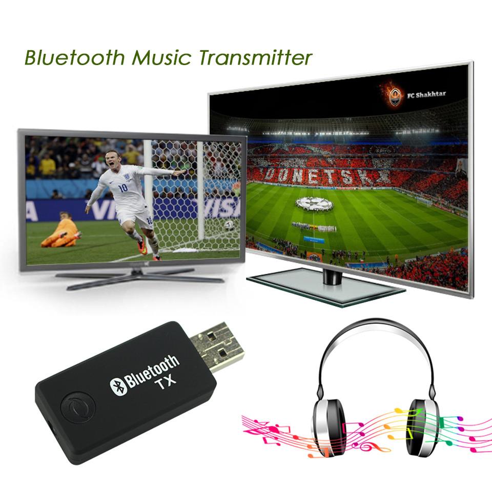 Multi function TV Bluetooth Transmitter Consumer Electronics Bluetooth Audio Music Transmitter Computer 3.5mm Audio Adapter(China (Mainland))