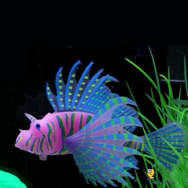 Buy lovely tank aquarium decoration for Fake fish that swim