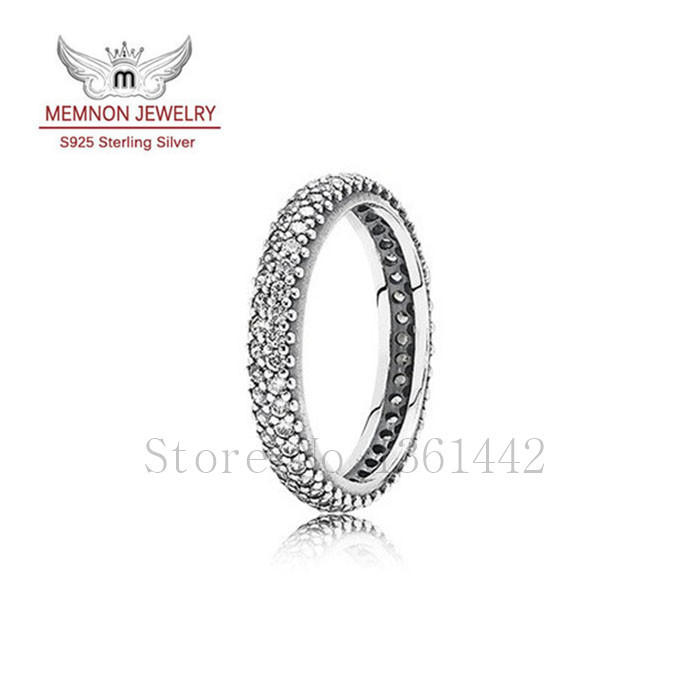 2015 New rings wedding Rings For Women with Clear Cz 925 sterling silver jewelry ring engagement ring fine jewelry RIP630