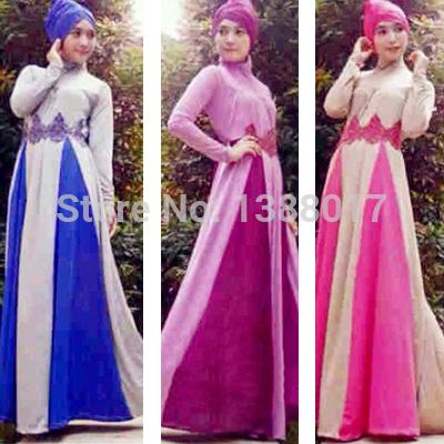 Мусульманская одежда Muslim hijab dress 2015 islamic hijabs dresses plaid pattern 360 degrees rotary pu case w stand for samsung galaxy tab 3 lite t110 t111 red