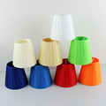 NEW 14cm small glass chandelier lamp shades modern wall lasmp cover Clip on