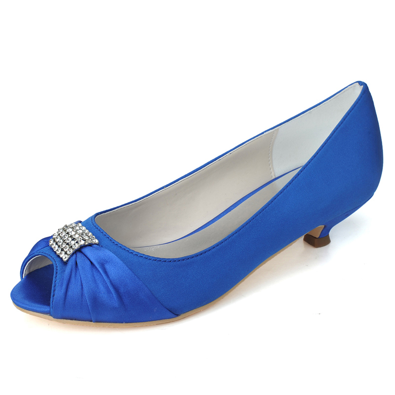 Royal blue shoes - ChinaPrices.net