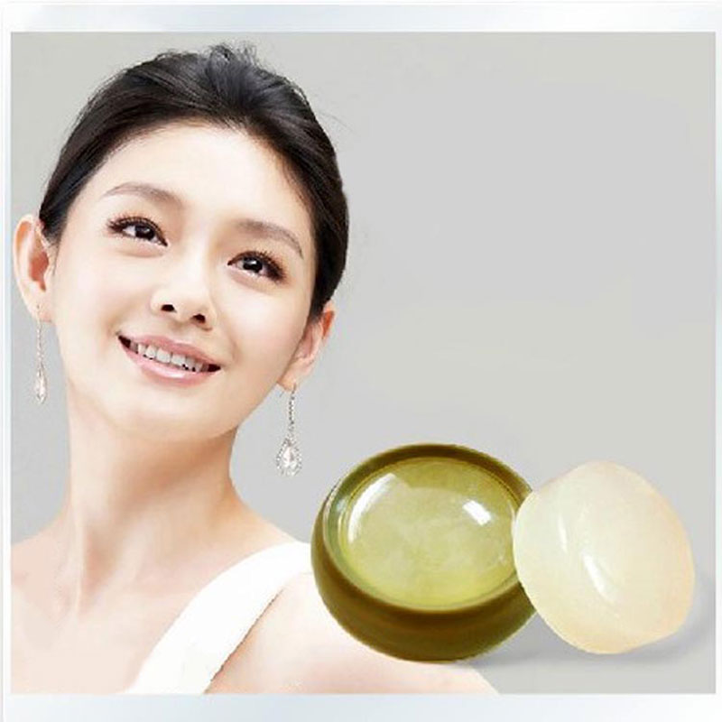 2016 Handmade Body Skin Whitening Soap Bath Soap Natural Enzyme Active Crystal Soap Base Body Private Parts(China (Mainland))