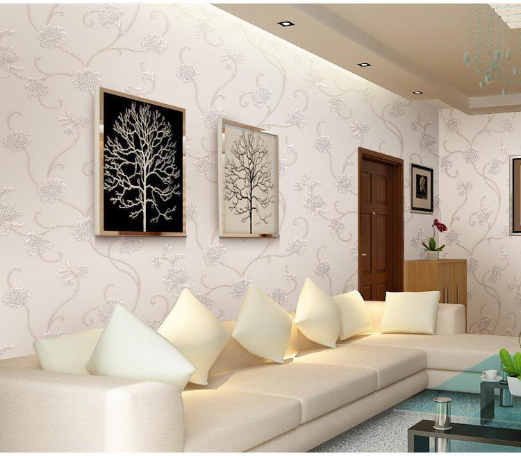 papel de parede 3d wallpaper gulungan dekorasi rumah ruang