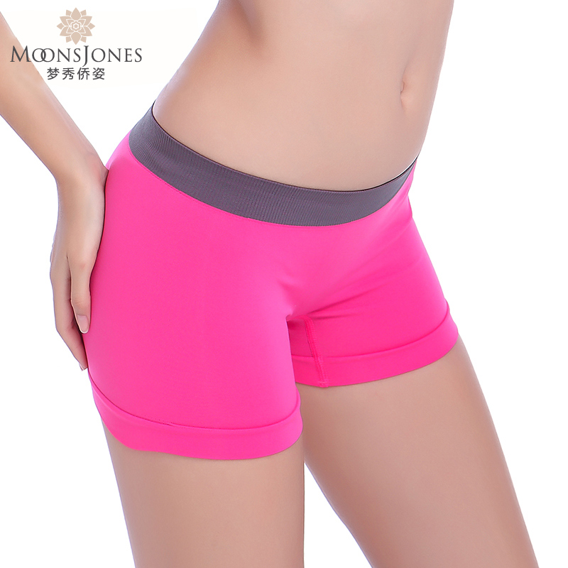 Womens Modal Breathable Lightweight Shorts