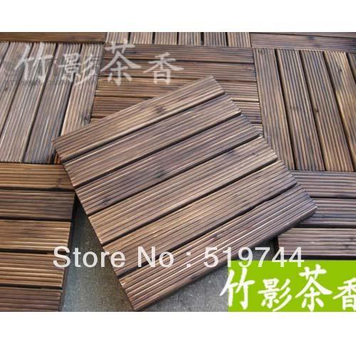 Wooden decking tiles, Balcony tiles - M-BOX store