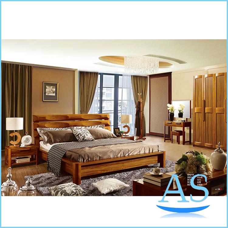 2015 China hot sale modern wooden bedroom furniture popular bedroom set 9A01(China (Mainland))