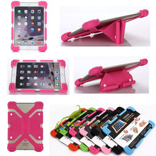 Shockproof Silicone Elastic Cover Stand Case For Cube Talk 9X U65GT Tablet