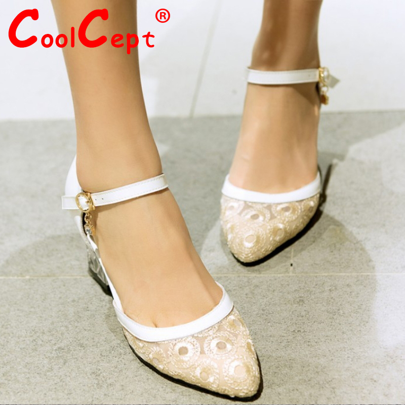 women pointed toe high heel sandals spring party summer sexy fashion ladies heeled footwear heels shoes size 34-40 P16209<br><br>Aliexpress