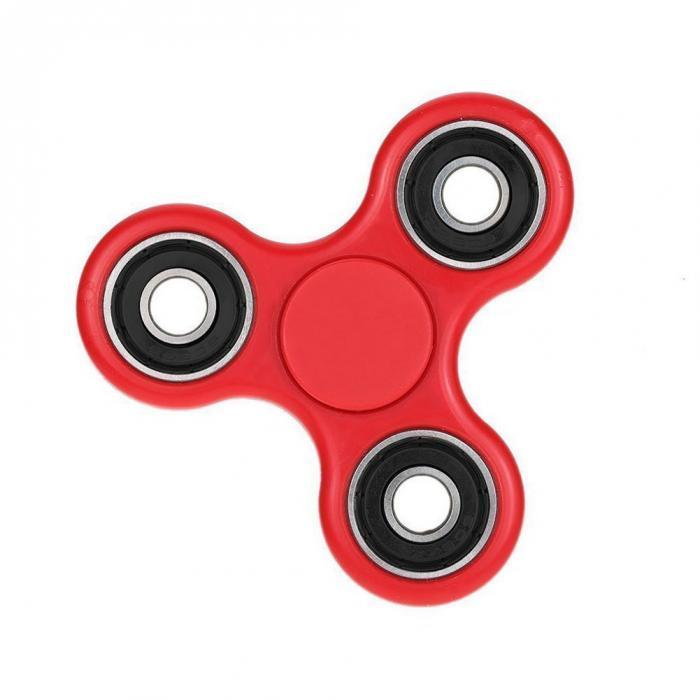 New Fidget Spinner Desk Anti Stress Finger Spin Spinning Top EDC Sensory Toys Cube Gifts for Children Kid For Fun FJ88